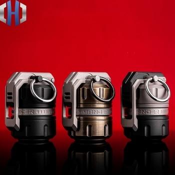 Commander Series New Titanium Alloy Gyro EDC Equipment Adult Decompression Toy