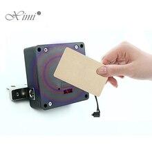 Хорошее качество HM-L211 невидимый скрытый шкафчик для ящика 125 кГц RFID ID EM карта замок для шкафа Электрический замок для шкафа