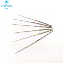2 Boxes Dental Endo tip file Endodontic U-FILE Used for Root Canal Cleaning fit for woodpecker scaler tip(China)
