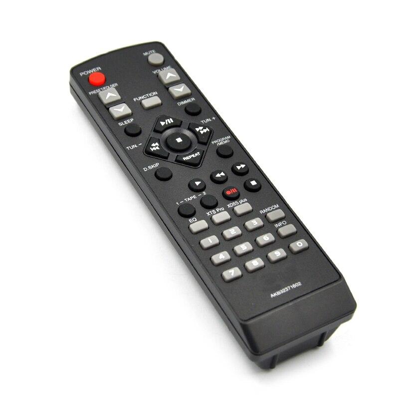 Usado AKB32371602 Controle Remoto para LG Sistema de Áudio MCD112B MCD212 MCD202 MCD102