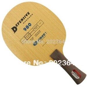 Galaxy/droga mleczna/Yinhe defensywna 980 (5-Play Wood) ostrze do tenisa stołowego do rakiety pingpongowej