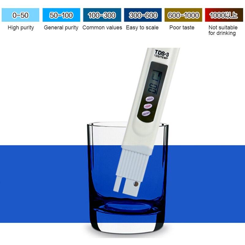 digital aquarium water tds testing pen aquarium fish tank gh dh test