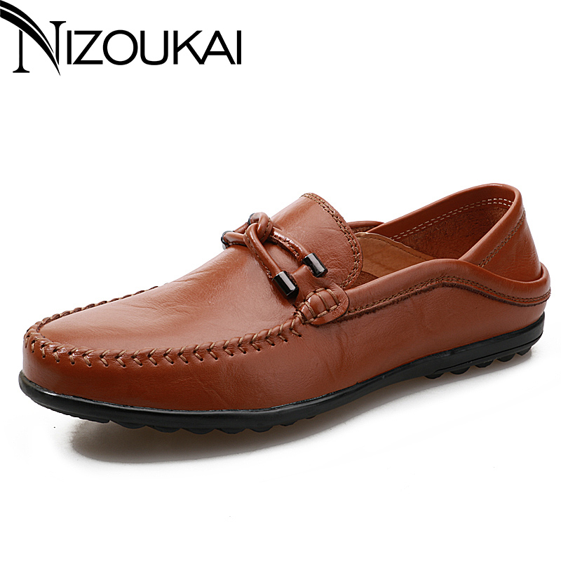 Men's Shoes Just Handmade Set Of Feet Man Driving Shoes 2018 Spring Men Light Loafers Shoe Mens Fashion Grade Products According To Quality