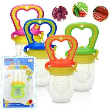 Brand New 1Pcs Fresh Food Nibbler Baby Pacifiers Feeder Kids Fruit Feeder Nipples Feeding Safe Baby Supplies Nipple Bottles Nibbler
