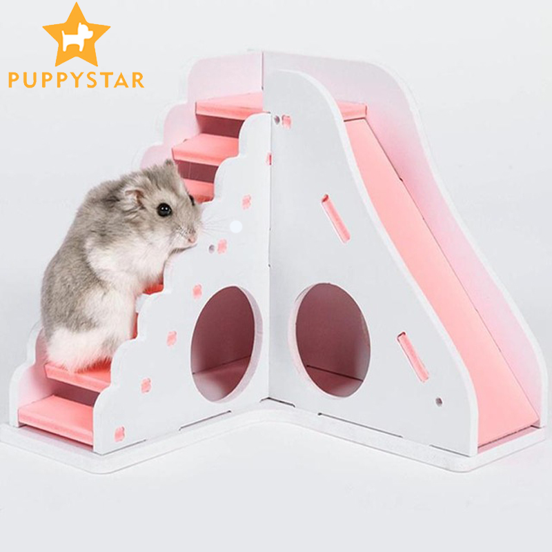 Outstanding Us 7 66 55 Off Solid Wood Hamster Slide Stairs Guinea Pig House Washable Rat House Cage Pet Games Hamster Toy House Hamster Accessories Zg0011 In Interior Design Ideas Oteneahmetsinanyavuzinfo