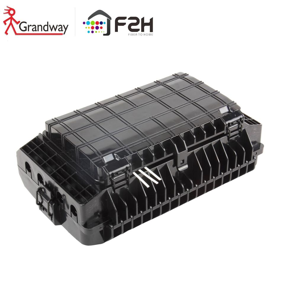 [Grandway ODN] FTTH 16 Cores Indoor & Outdoor Fiber Optical Terminal Box FTB F2H-FTB-16-H