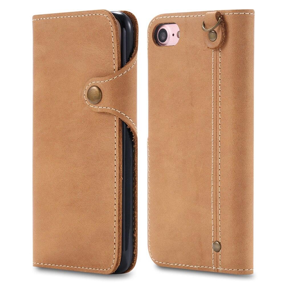Estuche plegable xFSKY para iphone 6 6s 7 8 plus Estuche retro de - Accesorios y repuestos para celulares - foto 2