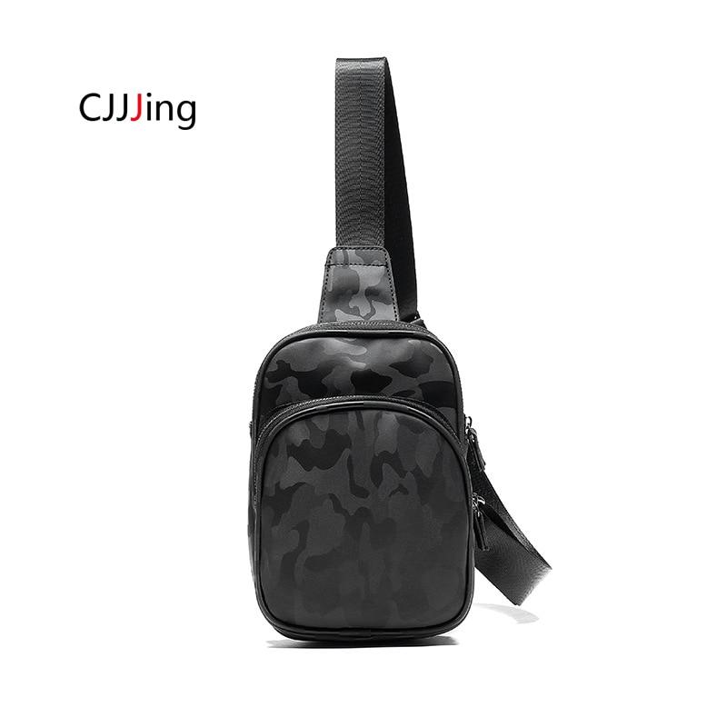 Autumn Camouflage Handbag Crossbody Bags For Women Sling Shoulder Messenger