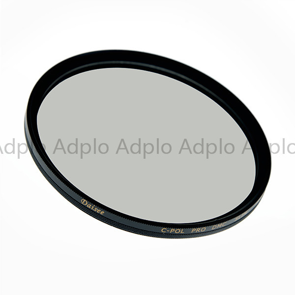 Daisee multi-coating camera filter / C-POL PRO DMC SLIM MC CPL Filter 58 mm
