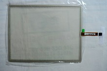 AMT28190 91-28190-00C AMT-28190 15 inch Touch Glass Panel For machine Repair,New & Have in stock