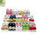Cute Kids Baby Unisex Newborn Animal Cartoon Socks Cotton Shoes Booties Boots 0-10M