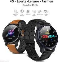 Бизнес подарок смарт часы Android 7,1 4g Sim wifi 1,6 дюймов 2MP камера gps Пульс IP67 водонепроницаемые умные часы для мужчин и женщин