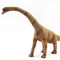 Jurassic World New Dinosaur toys Acrocanthosaurus Brachiosaurus Model Toys  for Children dinosaurios de juguete Christmas gift