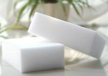 50pcs/lot 11*7*4cm magic sponge White Melamine Sponge Eraser For Kitchen Office Bathroom Accessory/Dish Cleaning Nano