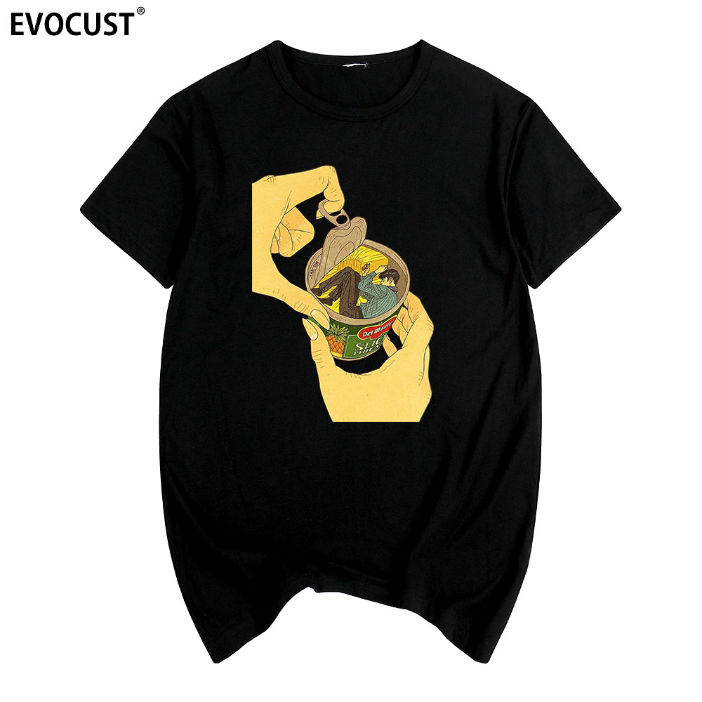 Chungking Express classic love movie film Summer print T-shirt Cotton Men T shirt New women TEE