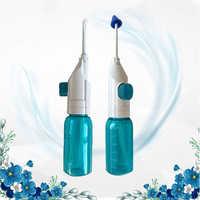 Irrigador Dental Oral limpiador de agua portátil para dientes con irrigadores nasales limpiador de dientes de Agua Limpia boca Oral Jet Nasal