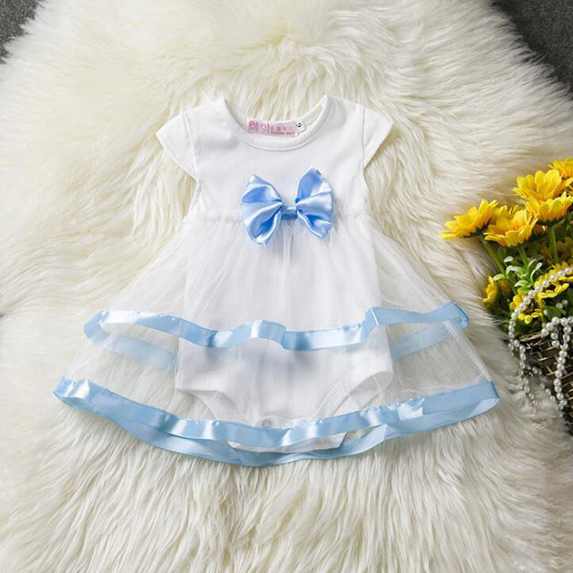 baby girl dressing birthday christmas wedding party bow floral costume dresses for 6 24 month