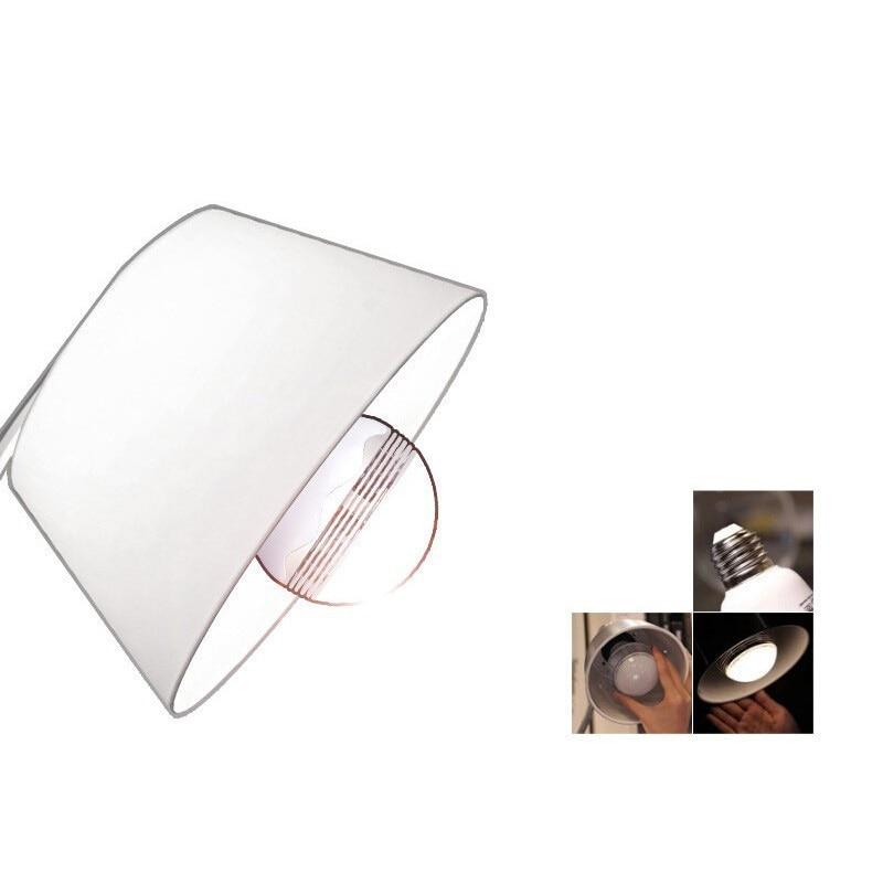 Mini tanpa wayar bluetooth speaker WIFI APP mentol pintar penceramah - Audio dan video mudah alih - Foto 2