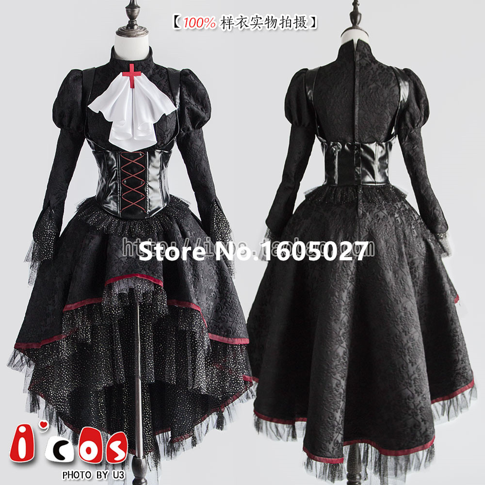 Popular Gothic Halloween Dresses-Buy Cheap Gothic Halloween ...