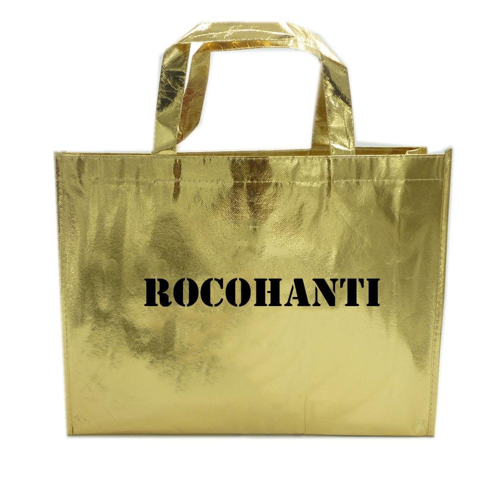 50x Impresión de logotipo personalizado Rosa bolsa de papel para regalo de joyería venta al por menor embalaje hecho con gruesa de 250 gramos de cartón-in Suministros de envoltorios y bolsas de regalo from Hogar y Mascotas    1