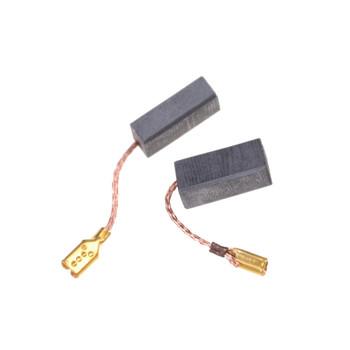 10 sztuk lub 20 sztuk Mini wiertła części zamienne do szlifierki elektrycznej części zamienne do szczotek węglowych do silników narzędzie obrotowe 15*8*5mm tanie i dobre opinie HELTC Obróbka metali other