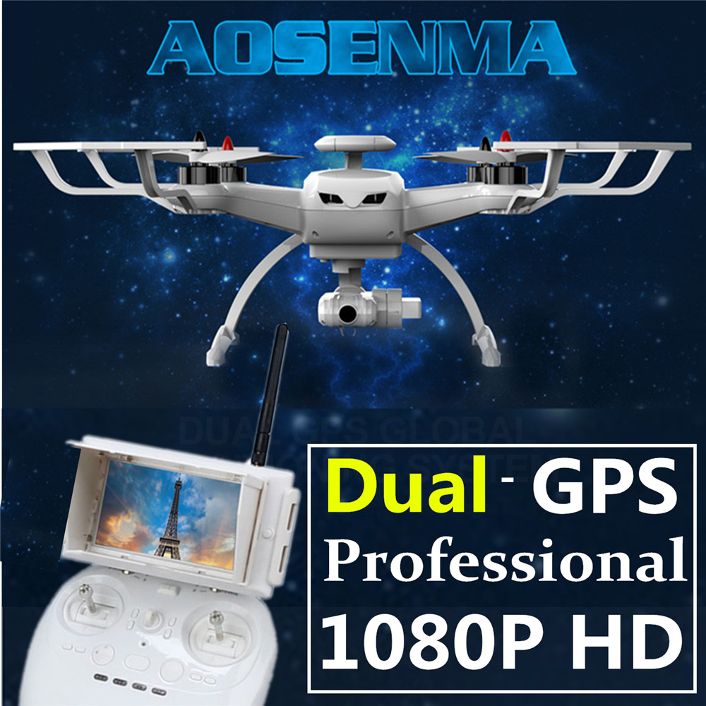 font b GPS b font professional drone with camera HD FPV rc helicopter quadrocopter dron