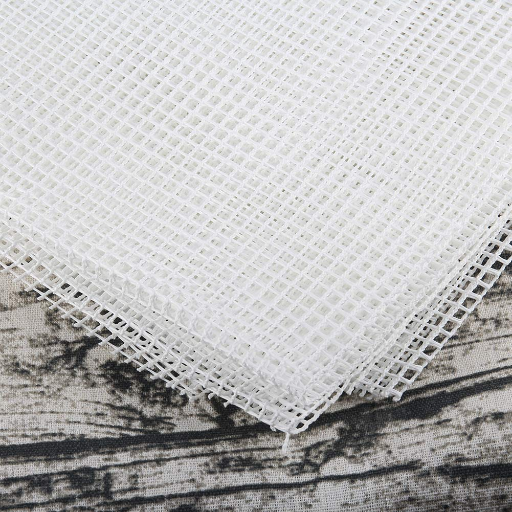 Sewing Grid Cloth DIY Weave Crotched Knitted Making Tool 150 x 100cm WXV Sale in DIY Apparel Needlework Storage from Home Garden