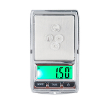 Precision-Balance Weighting-Scales Digital Jewelry 500g Mini 200g/0.1g Dual with Lanyard