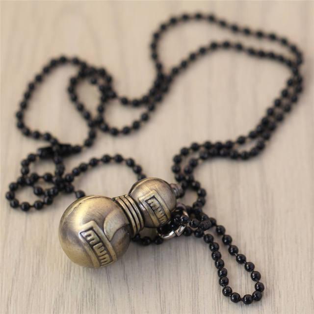 Garra Bottle Gourd Necklace