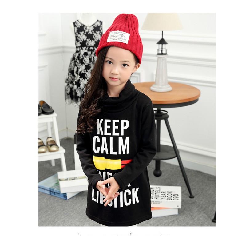 Girls Long T-shirts Dresses 01 (4)