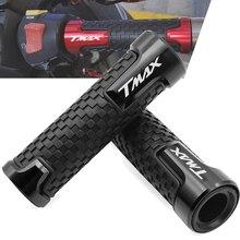 купить Motorcycle handlebar grips For YAMAHA TMAX T-MAX 530 500 TMAX500 TMAX530 SX DX 2014 2015 2016 2017 2018  Moto handle grips дешево