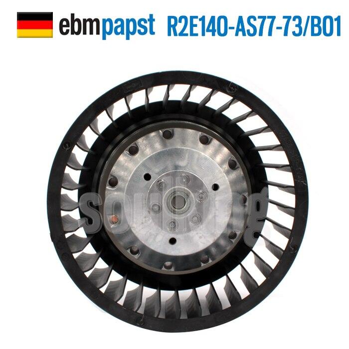 R2E140-AS77-73/A01 Germany Brand New Original Authentic Turbine Centrifugal Fan