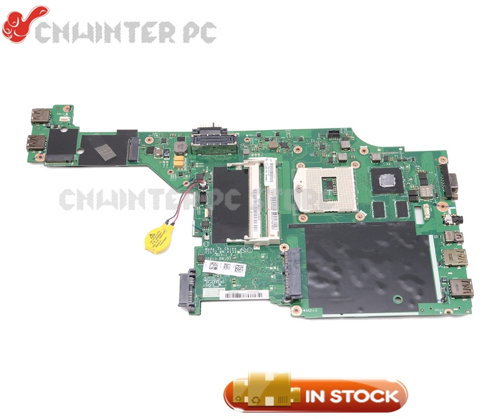 NOKOTION 00HM981 NM-A131 Main Board For Lenovo thinkpad T440p Laptop motherboard HM87 DDR3L GT730M Video Card 100% tested nokotion brand new laptop motherboard fru 00hm977 00hm971 04x4082 04x4074 for lenovo thinkpad t440p vilt2 nm a131