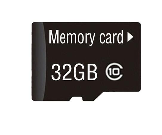 Eansdi Flash Memory SD Card 32GB 256GB 128GB 64GB 16GB 8GB Class10 Tf Cartao De Memoria For Smartphone Tablets