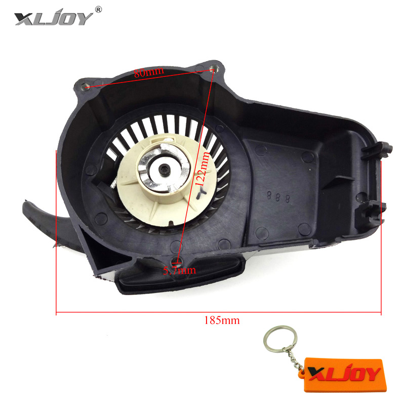 XLJOY 10 Sets Clutch Pad Spring For 2 Stroke 47cc 49cc Engine Chinese Minimoto Pocket Dirt Bike Mini Moto Kids Quad 4 Wheeler ATV