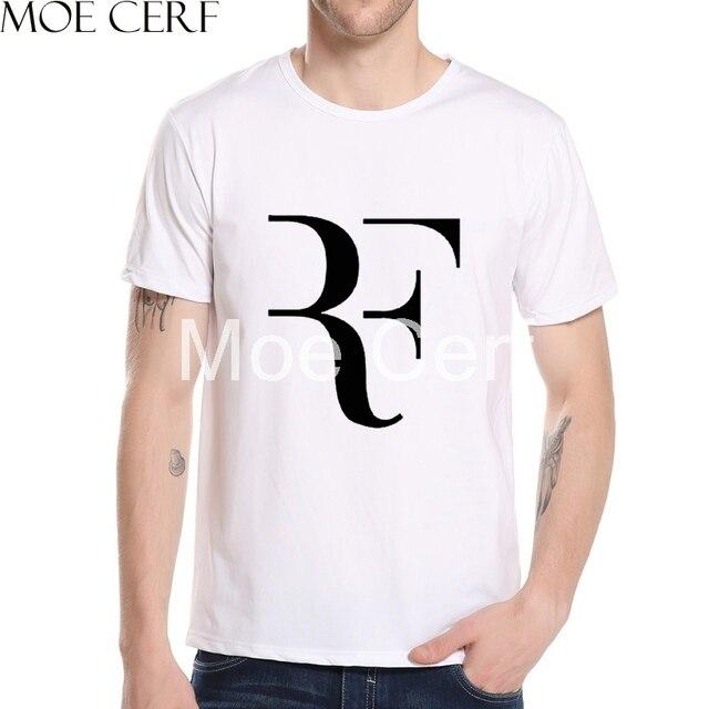 2018 fashion roger federer logo mens t shirts summer short sleeve 2018 fashion roger federer logo mens t shirts summer short sleeve 3d printed tee streetwear style voltagebd Choice Image