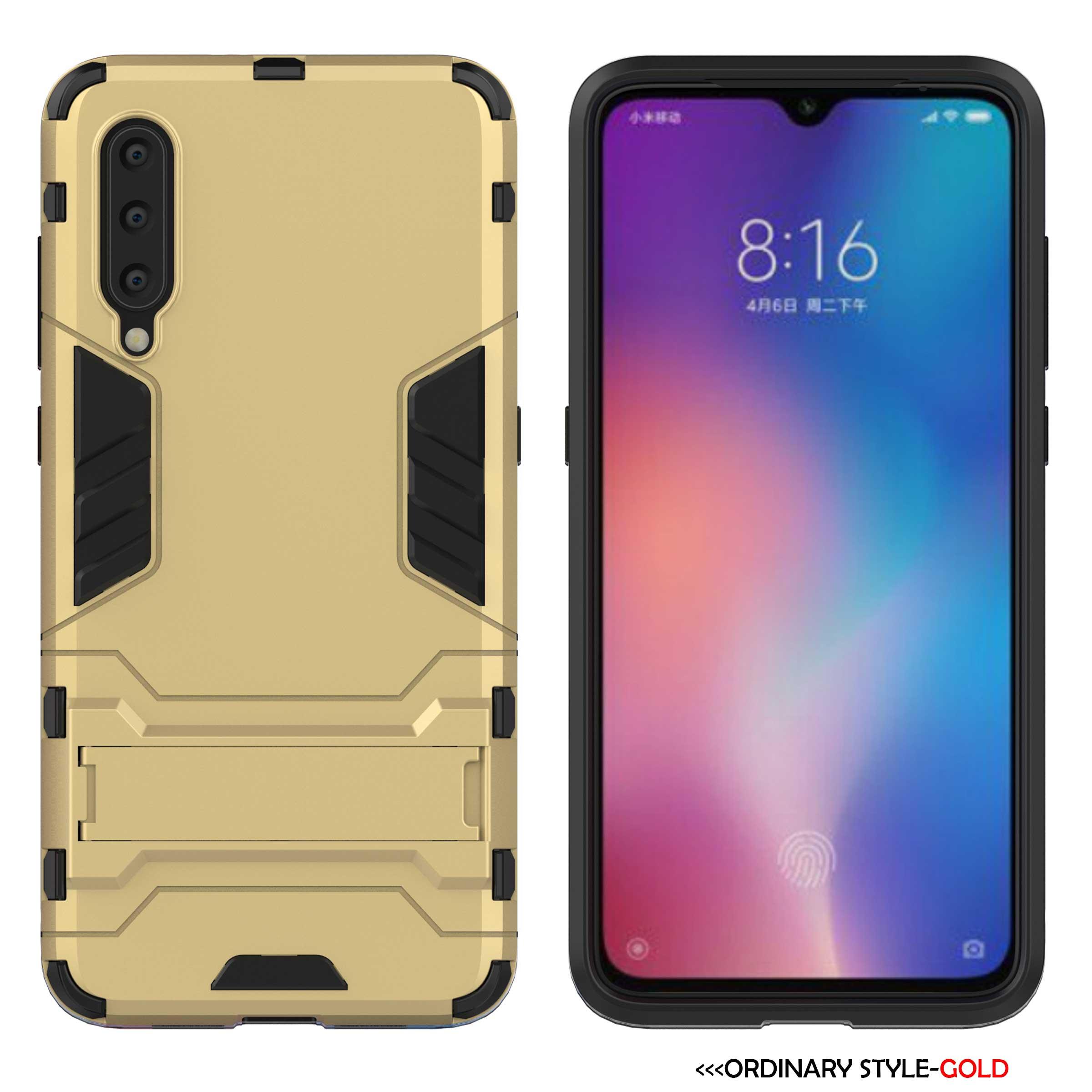 Армированный чехол для Xiaomi mi 9 9T 8 mi 9 SE 5X 6X A1 A2 Lite Max 3 mi X 2 2S F1 Играть Red mi K20 Note 7 6 iPad Pro 7A 4 4X5 Plus чехол для телефона - Цвет: C1-Gold