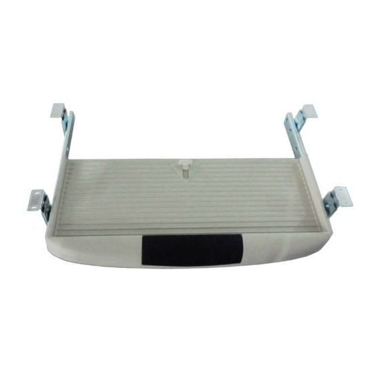 Premintehdw Plastic PC Keyboard Tray Pull Out the poems