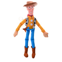 BOHS Szeryf chudy Toy Story Rysunek Pluszowe Zachód Kowbojem Lalki 40 cm