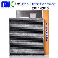 Mikkuppa Cabin Air Filter For Jeep Grand Cherokee 2011-2018 Auto Car Accessories OEM: 68079487AA