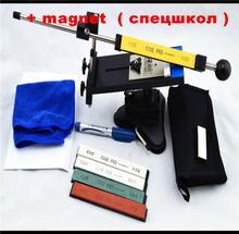 2015 neue Verkauf Öko-lansky Ruixin. Vesion Messer Apex Spitzer System Küche Bleistift Schleifstein + magnet