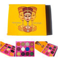 Nubian segunda Edición ~ 12 Cosméticos de Maquillaje de Sombra de ojos Shimmer Palette ~