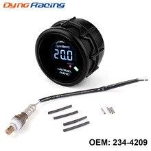 Dynoracing 52 мм Датчик соотношения дымового воздуха и топлива узкополосный кислородный датчик O2 для Honda ACURA INTEGRA ASUNA OEM: 234-4209 2344209