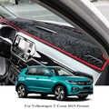 Per Volkswagen T-Cross 2019-Presente Cruscotto Zerbino Interni di Protezione Pad Photophobism Ombra Cuscino Car Styling Accessori Auto