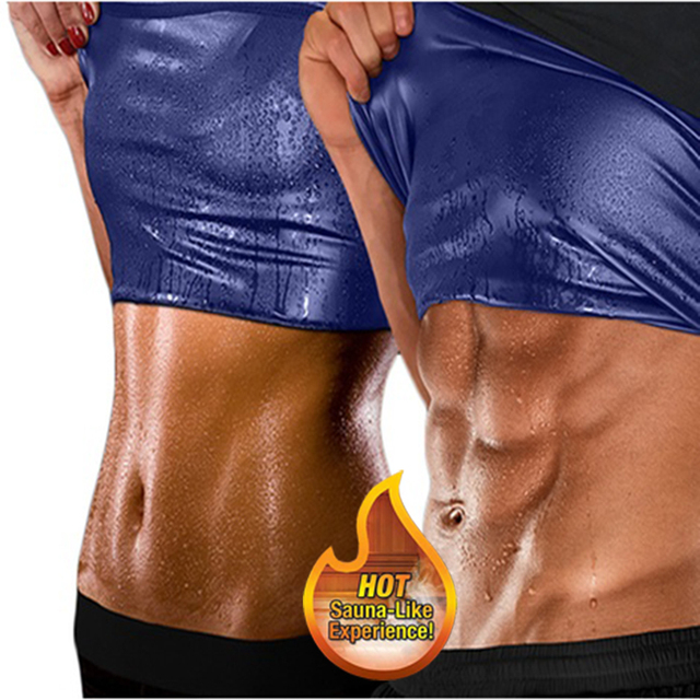 Postpartum Belly Belt Women Sweat Shaper Men's Premium Workout Tank Top Slimming Polymer Weight Loss Sauna Vest Corset Bandage 2