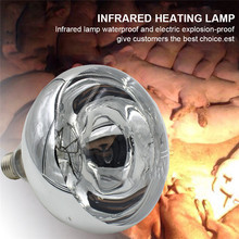 LED Bulbs E27 Pet Heating Bulb Breeding Heat Lamp Reptiles Lizards Chicken Insulation Thermostat Light lamp