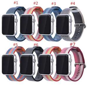 e2e50737d3eb0 20 PCS Series 3 2 1 38mm 42mm watch bands Loop For Apple Watch