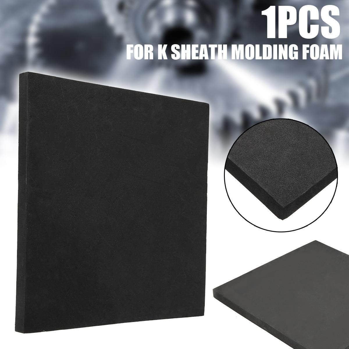 1pc 320*320*20mm EVA Adhesive Foam For Knife K Sheath Molding EVA Sponges For Kydex Extrusion Sheath Produce Protector