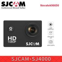 Original SJCAM SJ4000 Basic Action Camera Waterproof 1080P Helmet Camera HD 2 0 Sports DV Video
