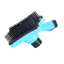 New Cat Grooming Comb Pet Cat Self Grooming Hair Accessories Removal Massage Brush Comb Efficient Massage Pet Grooming Tool